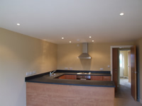 Kitchen lights spotlights e h humphries electric contractors cannock staffs ws117xn